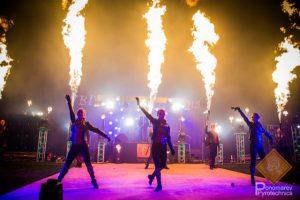 Огненные горелки